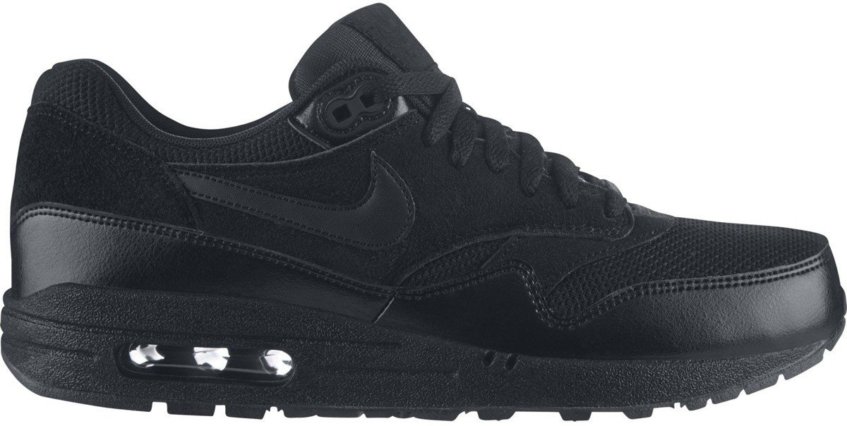 buy online b9c45 59ffc ... usa shoes nike air max 1 essential all black 537383 020 click to zoom  85a19 5734a