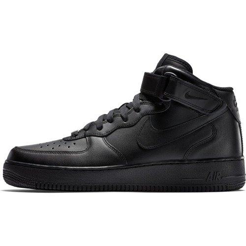 Nike Air Force 1 Mid `07 All Black 315123 001
